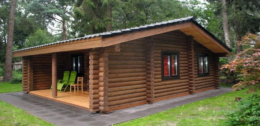 Dom w drewnianych top projekty for Costruzione di case americane